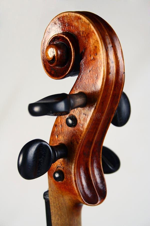 Plein violon images stock