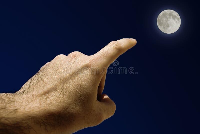 Pleine lune photos stock