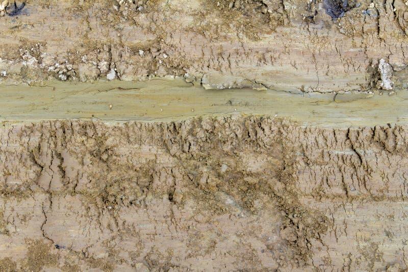 Pleine structure de sol d'abrégé sur cadre photographie stock
