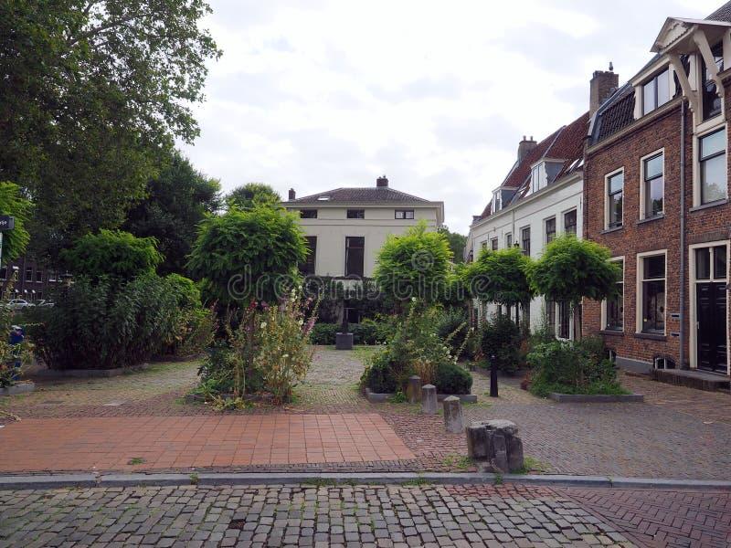 Pleintje Nijntje в Utrecht, Нидерланд стоковые изображения