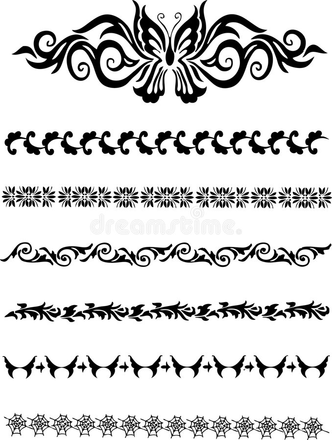 plemienny ilustracja wektor