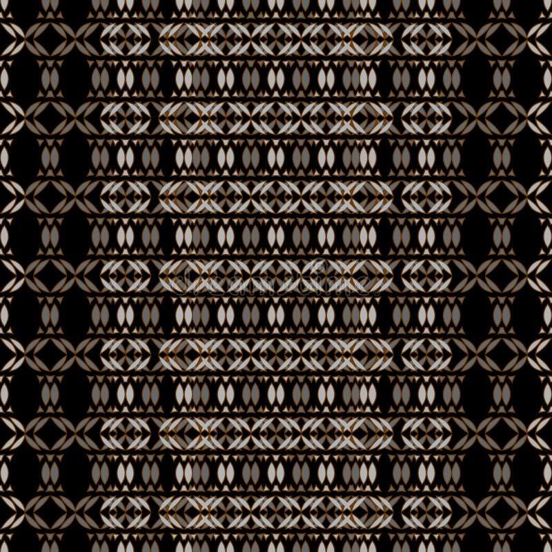 Plemienny wzór royalty ilustracja