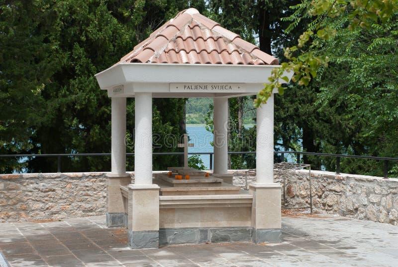 Plenerowa struktura, pawilon, Gazebo obraz stock