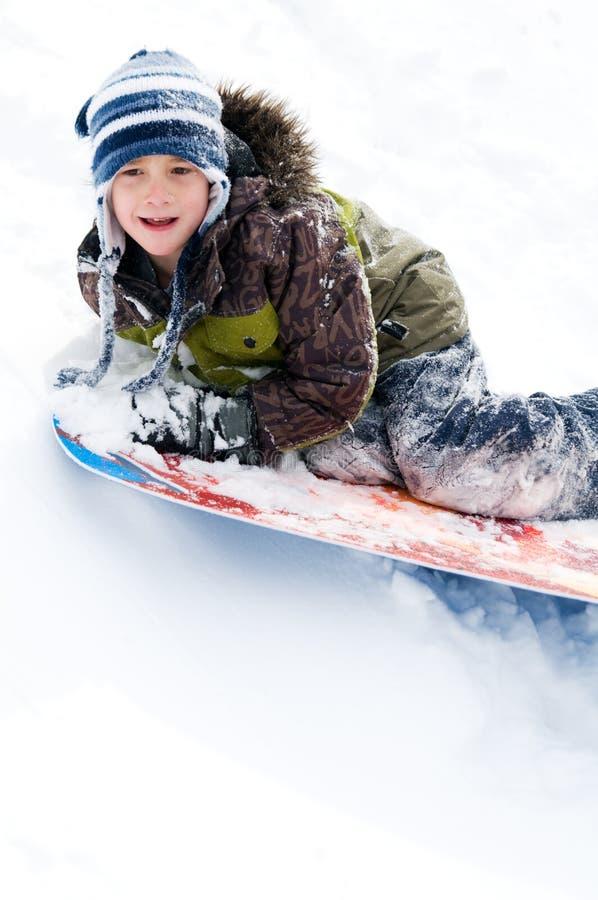 Download Plenerowa zima activitiy zdjęcie stock. Obraz złożonej z chłopiec - 28955324