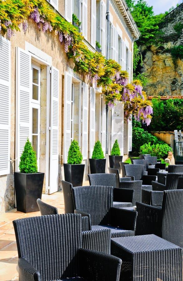 plenerowy holu patio zdjęcie royalty free