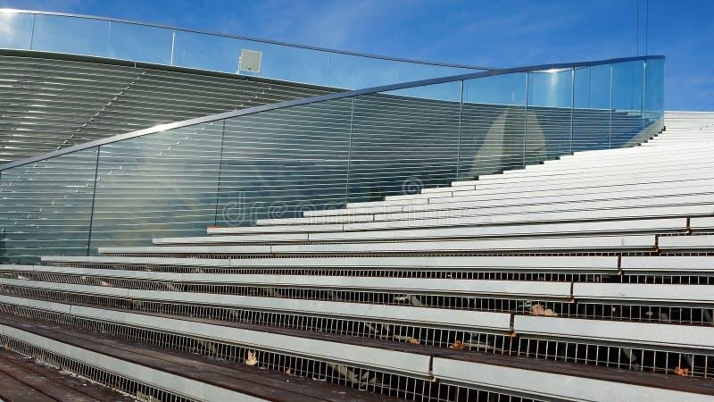plenerowy schody zdjęcie royalty free