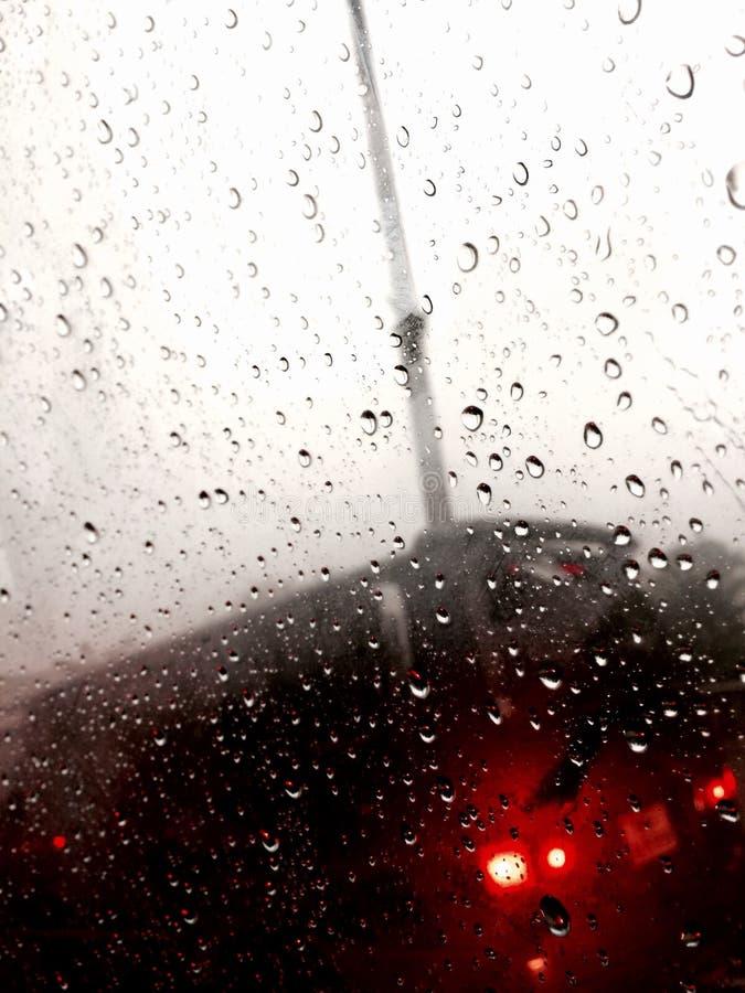 pleuvoir photos stock
