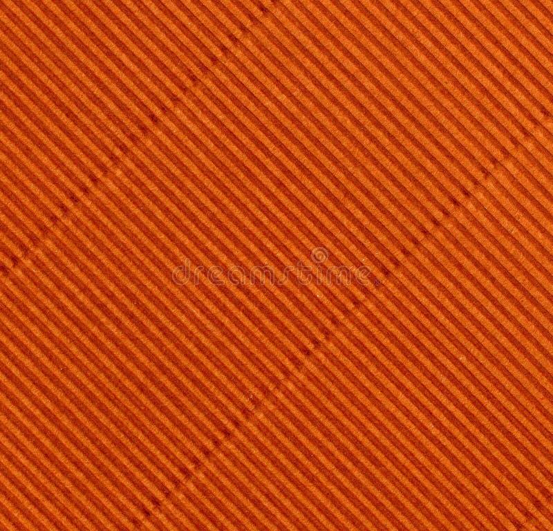 plissements Rouille-colorés photographie stock libre de droits