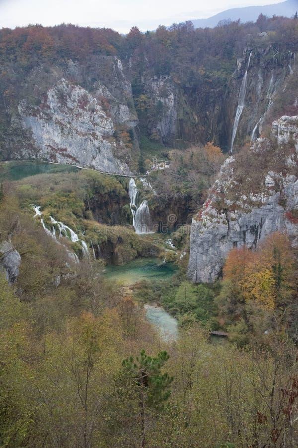 Plitvice国家公园 免版税库存照片