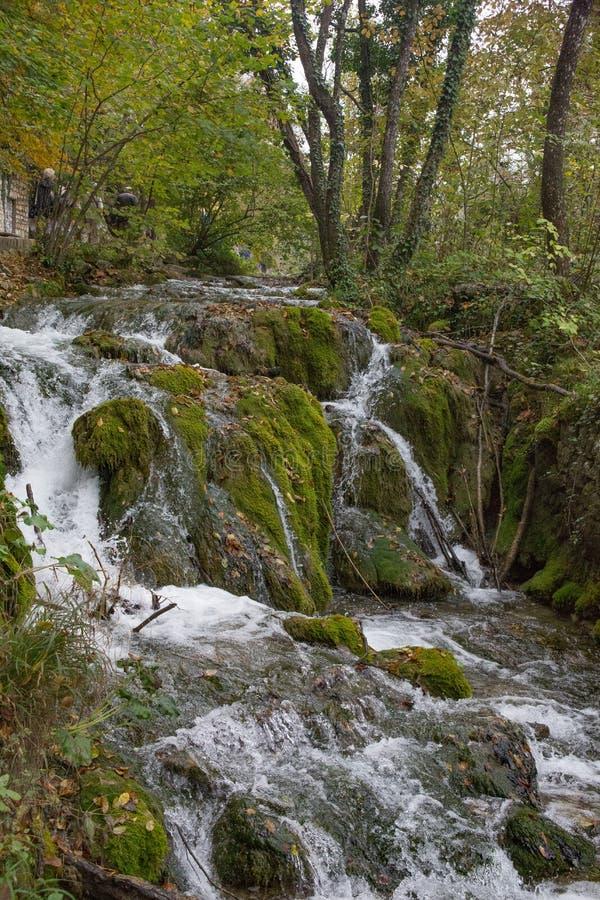 Plitvice国家公园 免版税图库摄影