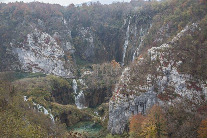 Plitvice国家公园 免版税库存图片