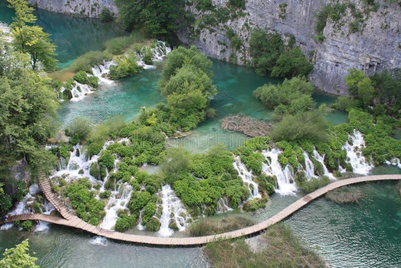 plitvice λιμνών στοκ εικόνες με δικαίωμα ελεύθερης χρήσης