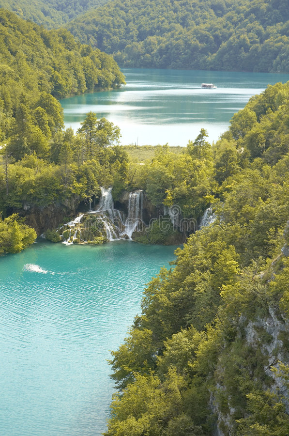 Download Plitvice Royalty Free Stock Images - Image: 257319