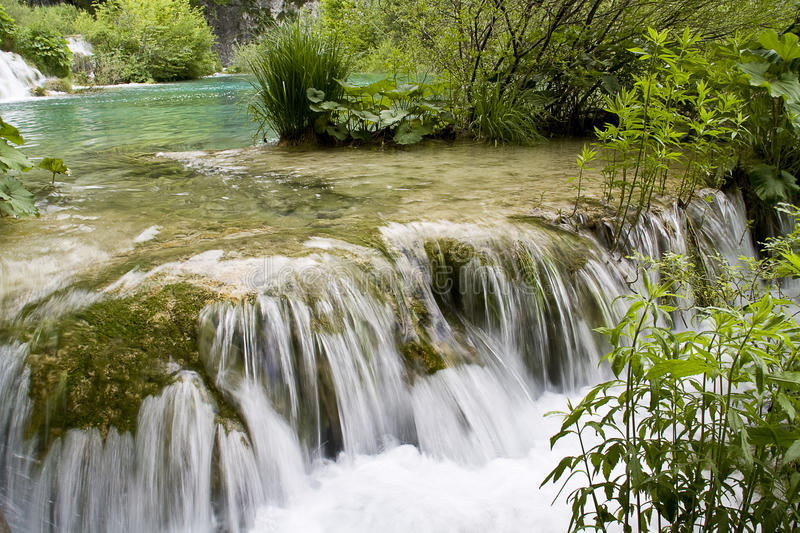 Plitvice Lake Royalty Free Stock Images