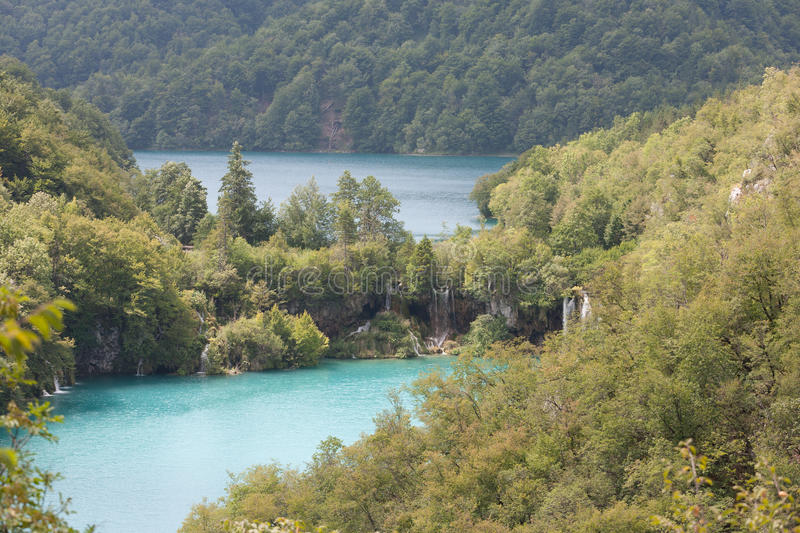 Download Plitvice lakes stock image. Image of blue, park, national - 26183931