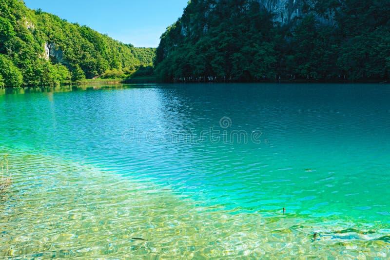 Plitvice Lakes National Park, Croatia, Europe stock photos