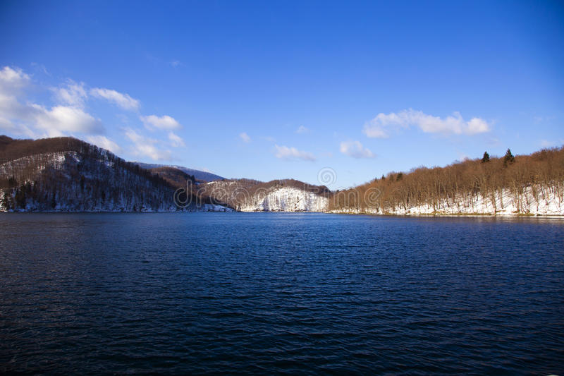 Download Plitvice lakes. stock image. Image of hiking, attraction - 83718335