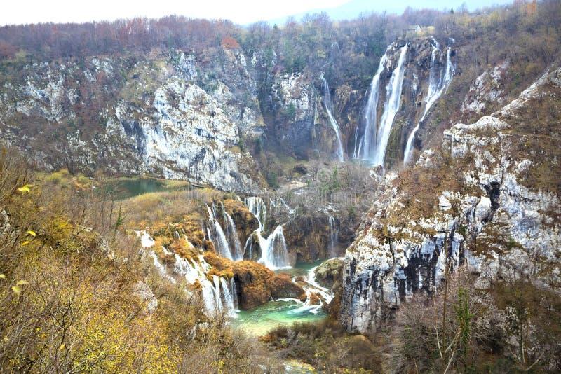 Plitvice See-Nationalpark lizenzfreies stockfoto
