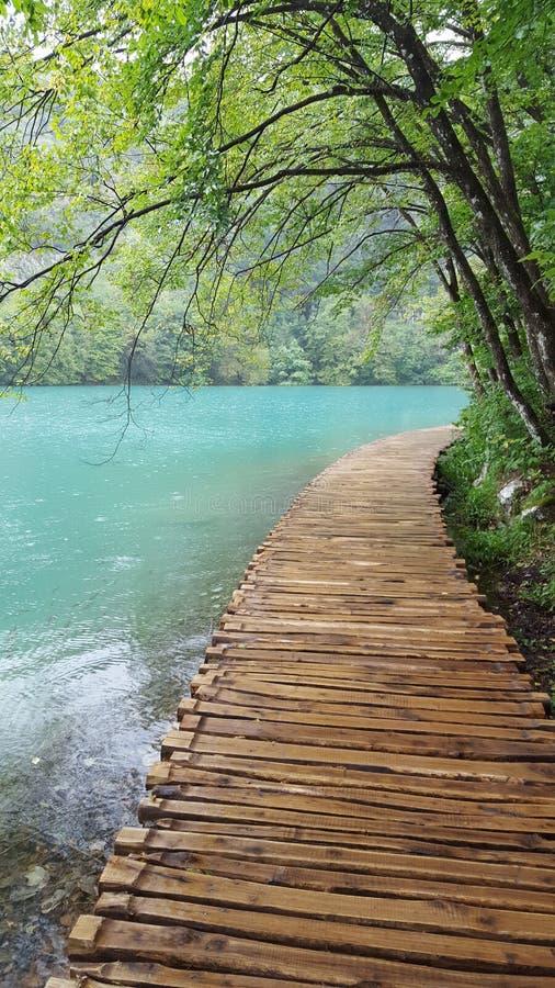 Plitvice See-Nationalpark stockfoto