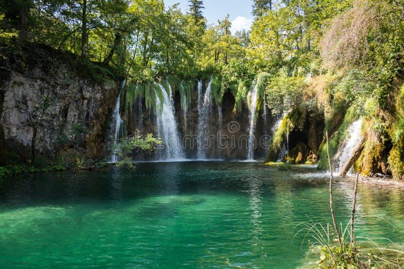 Plitvice See-Nationalpark in Kroatien lizenzfreie stockfotografie