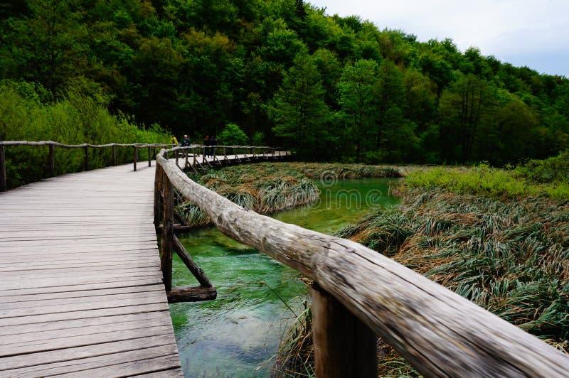Plitvicka Jezera Lakes, Croatia stock images