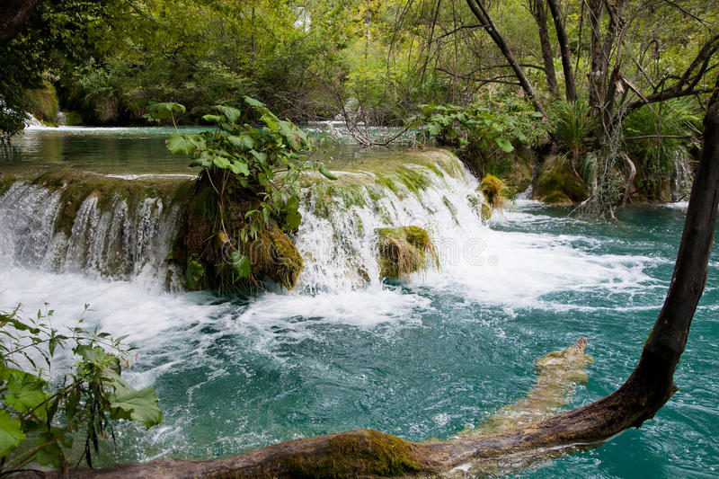 Plitvicka Jezera National park royalty free stock photos