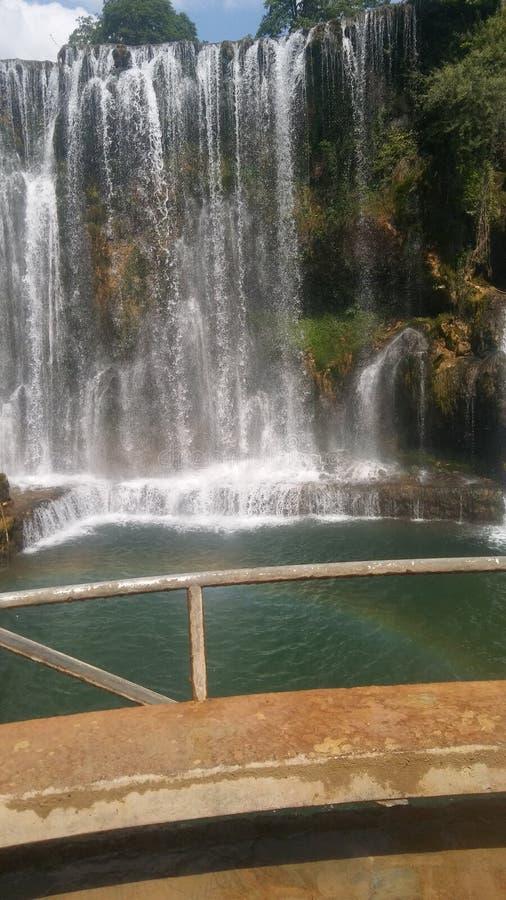 Pliva Waterfalls stock images