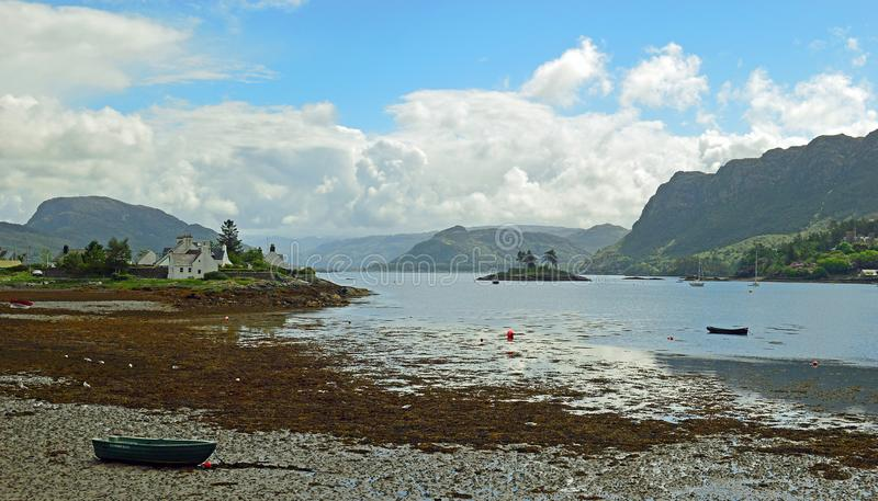 Plockton, Ecosse Royaume-Uni l'Europe images stock