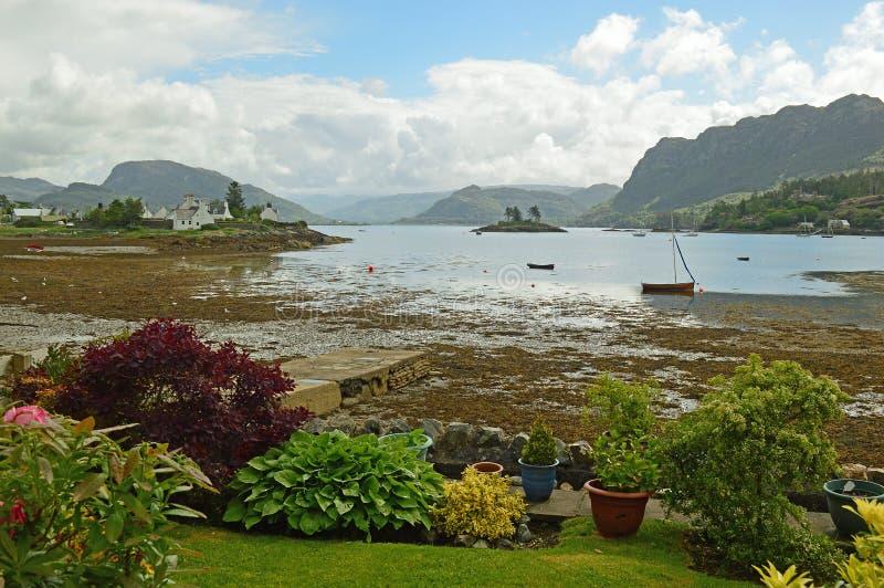 Plockton, Escócia Reino Unido Europa foto de stock royalty free