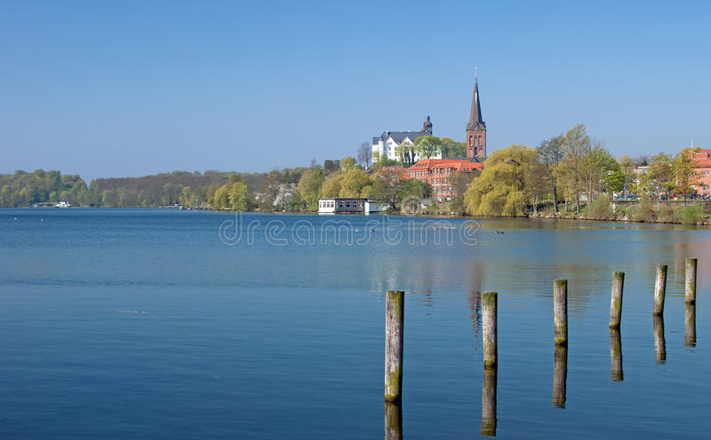 Ploen, Schleswig-Holstein, Deutschland stockbild