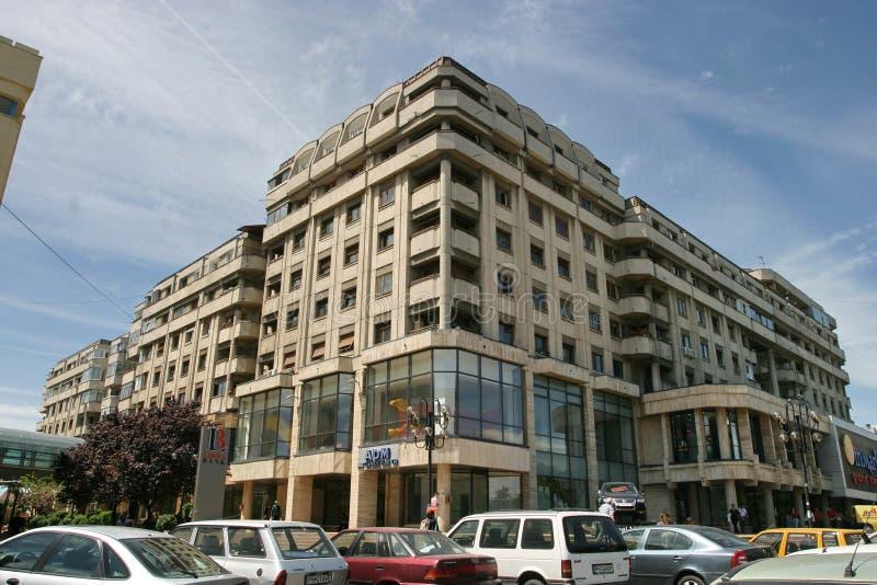 Ploiesti city stock photo