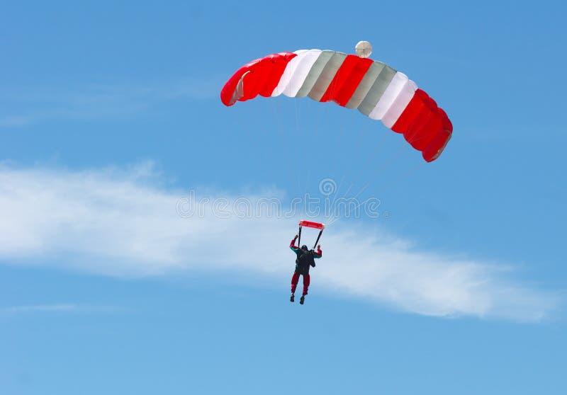Plongeur de ciel photographie stock libre de droits