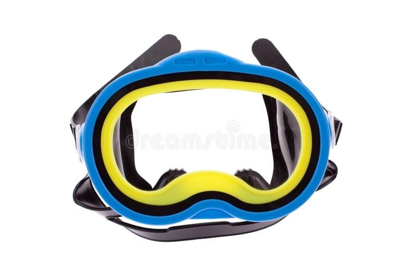 Plongeur \ 'masque de s image stock