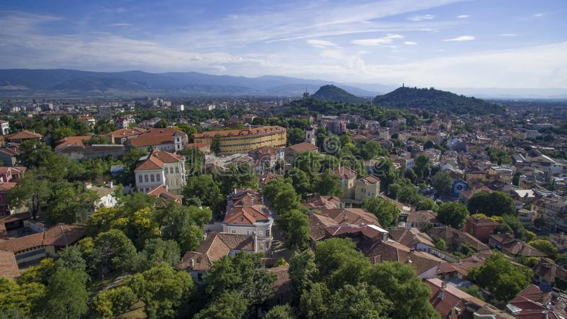 Plovdiv, Βουλγαρία, στις 23 Οκτωβρίου 2018 στοκ εικόνες