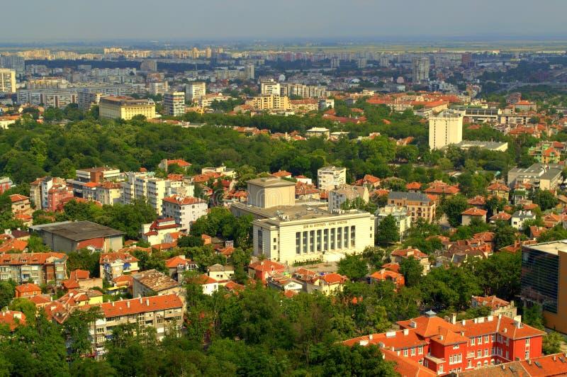 Plovdiv στοκ εικόνα με δικαίωμα ελεύθερης χρήσης