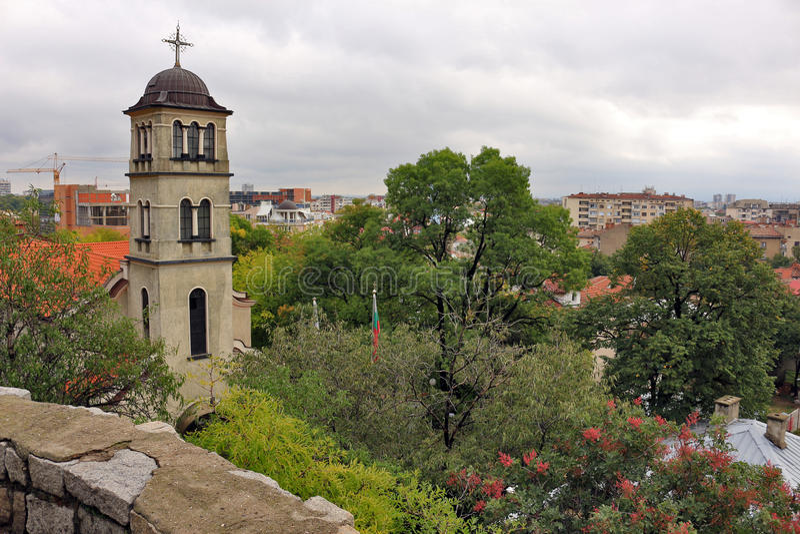 Plovdiv arkivbild