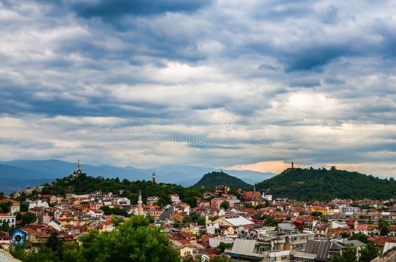 Plovdiv, Bulgaria stock images