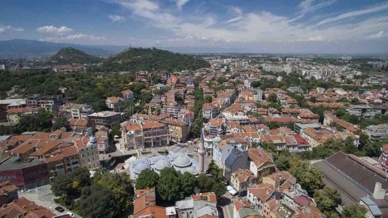 Plovdiv, Bulgaria, el 23 de octubre de 2018 foto de archivo libre de regalías