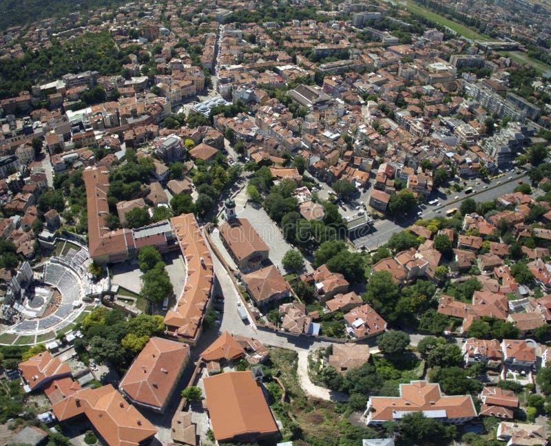 Plovdiv, Bulgarije, 23 Oktober 2018 royalty-vrije stock foto