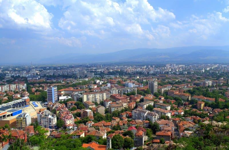 Plovdiv toneelmening royalty-vrije stock afbeeldingen