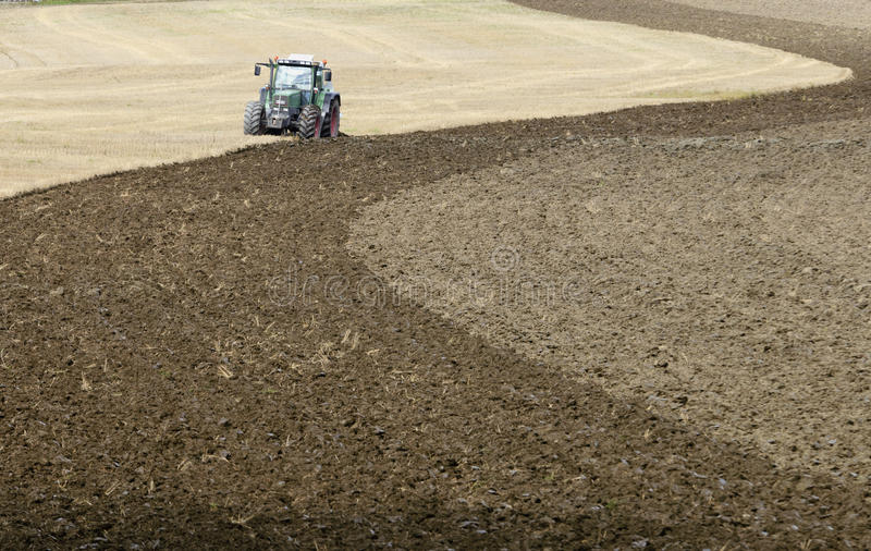 Download Plowing Royalty Free Stock Photo - Image: 20880155