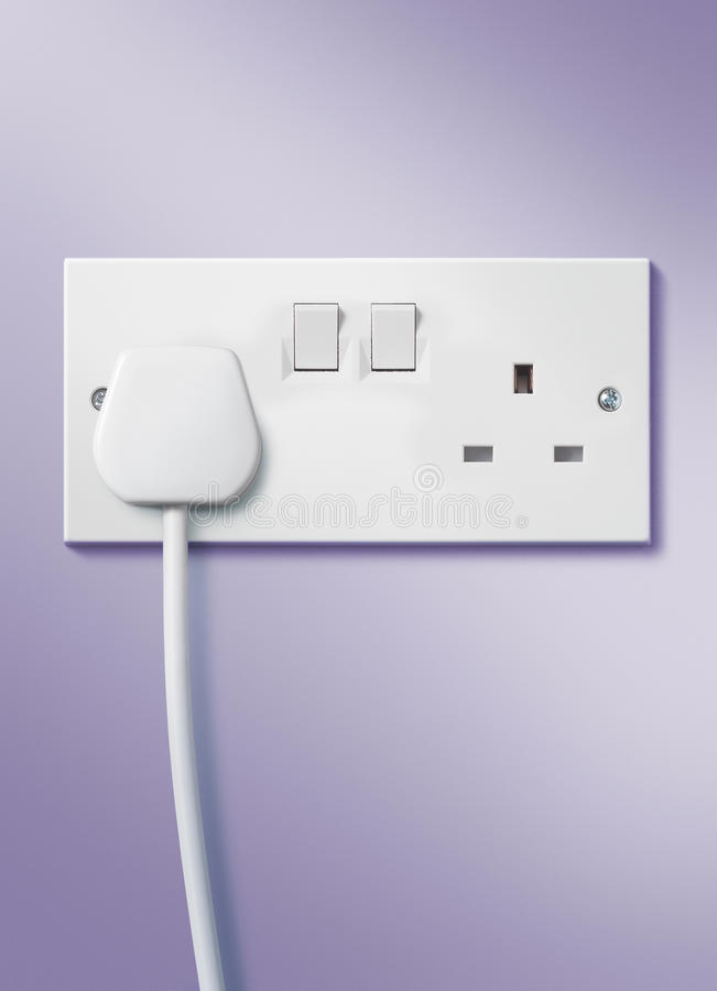 Free Plug And Socket Royalty Free Stock Images - 26338009