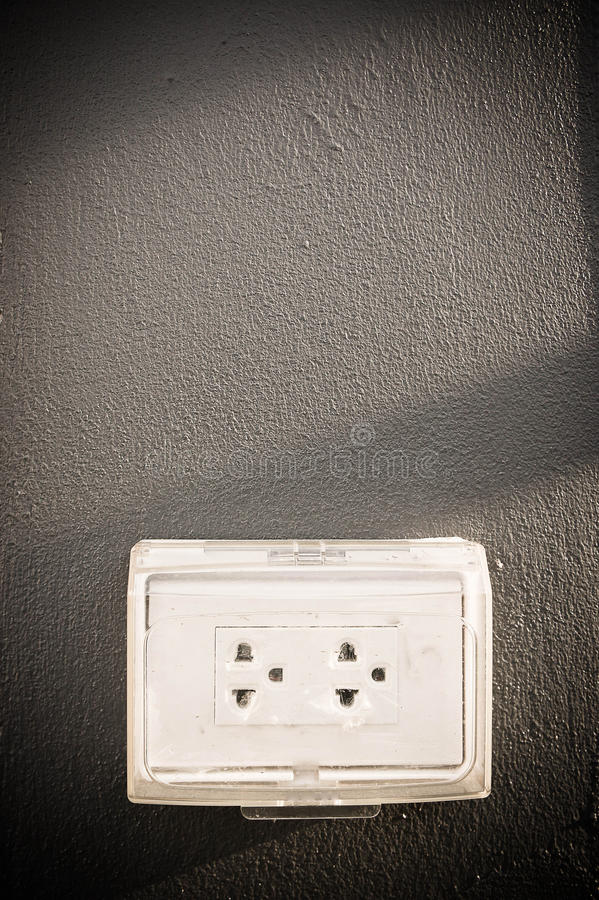 Plug the device used to connect electrical signals to electrical stock images