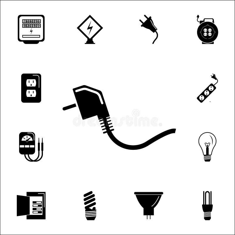 Plug Icon. Set Of Energy Icons. Premium Quality Graphic Design Icons ...