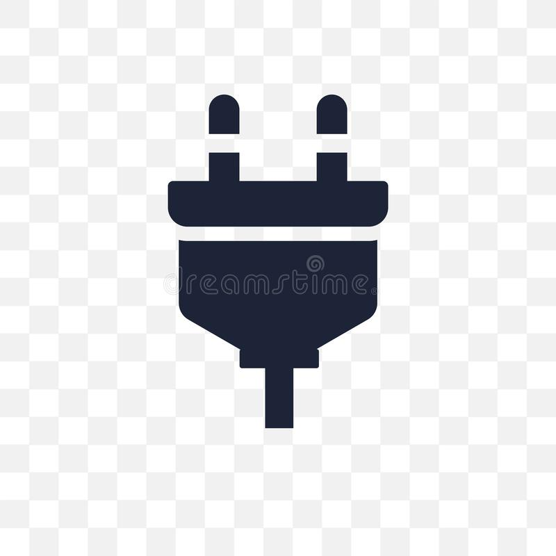 Free Plugin Transparent Icon. Plugin Symbol Design From User Interface Collection. Royalty Free Stock Photography - 130315647