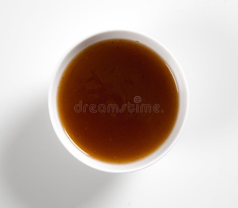 Plum Sauce royalty-vrije stock fotografie