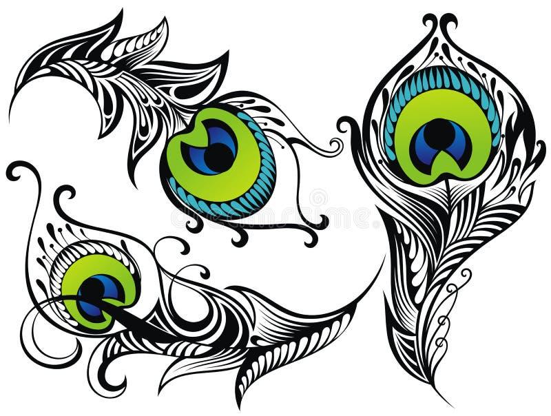plumas libre illustration