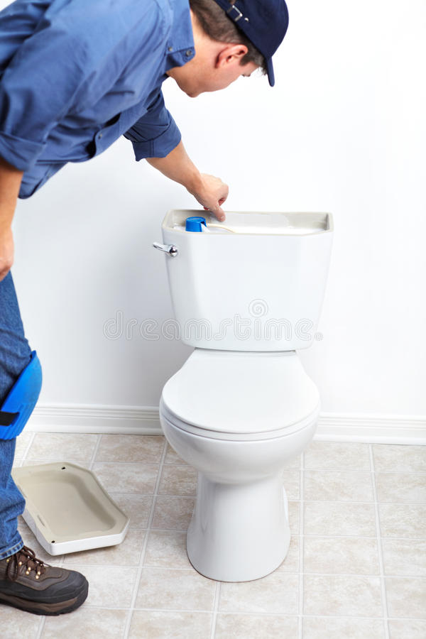Download Plumber stock image. Image of home, ladder, contractor - 16980217