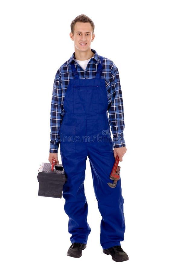 Download Plumber stock image. Image of high, blue, industry, plumbing - 6785345