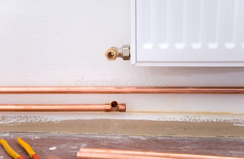 Plumbing stock image